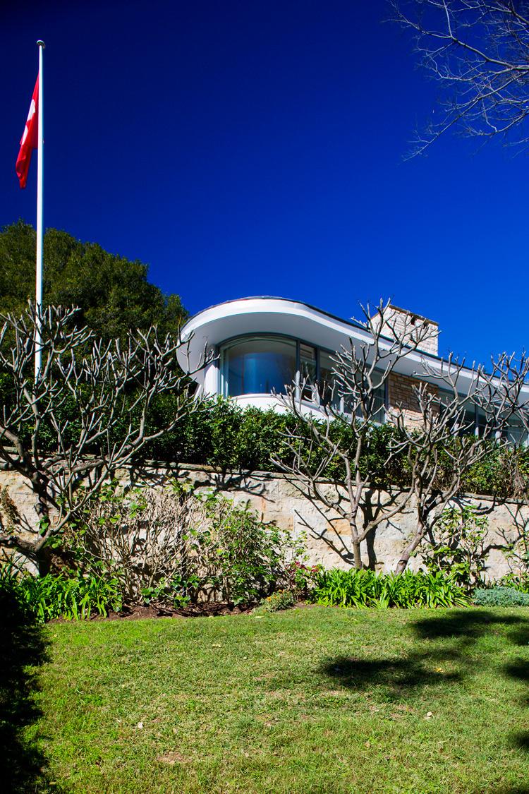 Swiss Consular Residence Collinsandturner